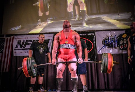 capo powerlifting meet results online