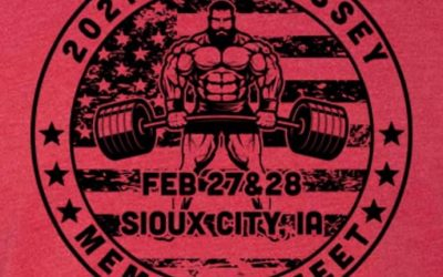 2/27 – 2/28 UPA Big Iron Rick Hussey Memorial Meet – South Sioux City, NE