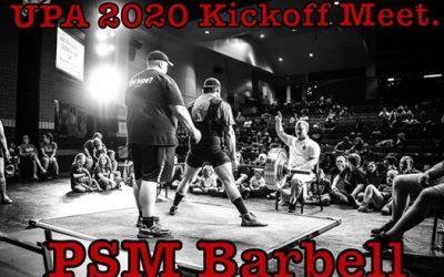 2/1/2020 Utah Kickoff Meet – Clearfield, UT