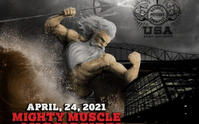 April 24, 2021 NPC Mighty Muscle on the Mississippi – Dubuque, IA