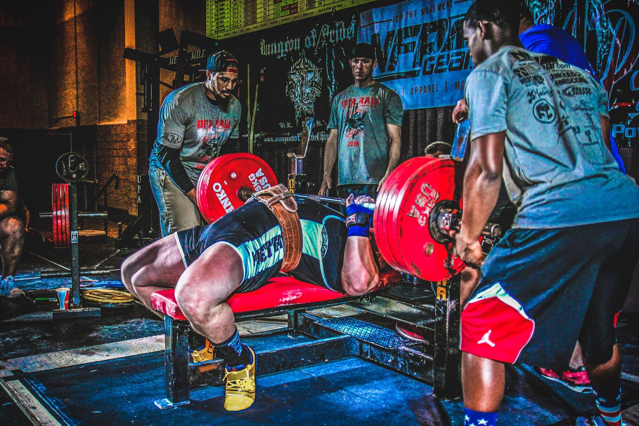 Matt Wenning – 611 lbs.