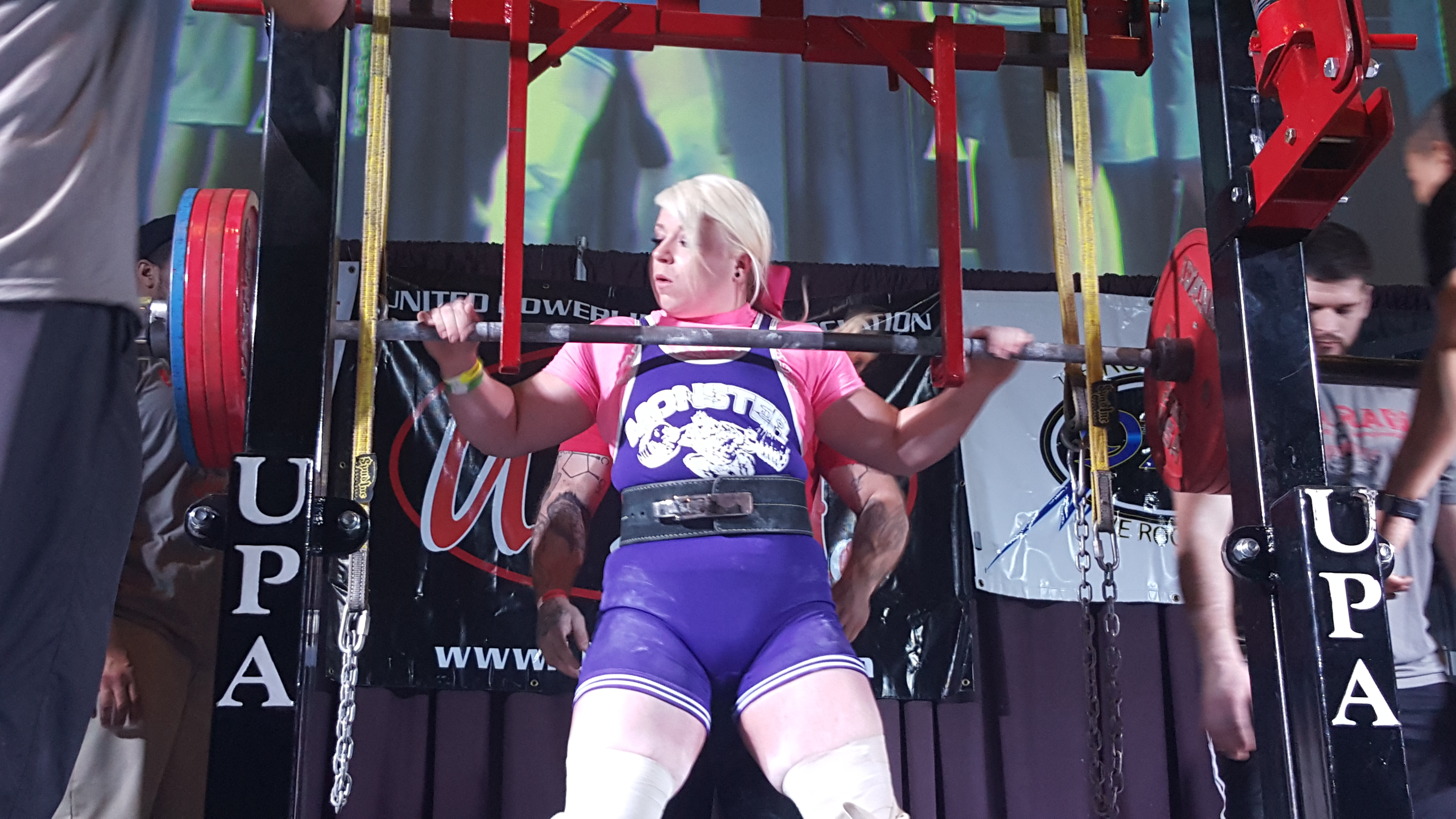 Nicole Ordway – 501 lbs.