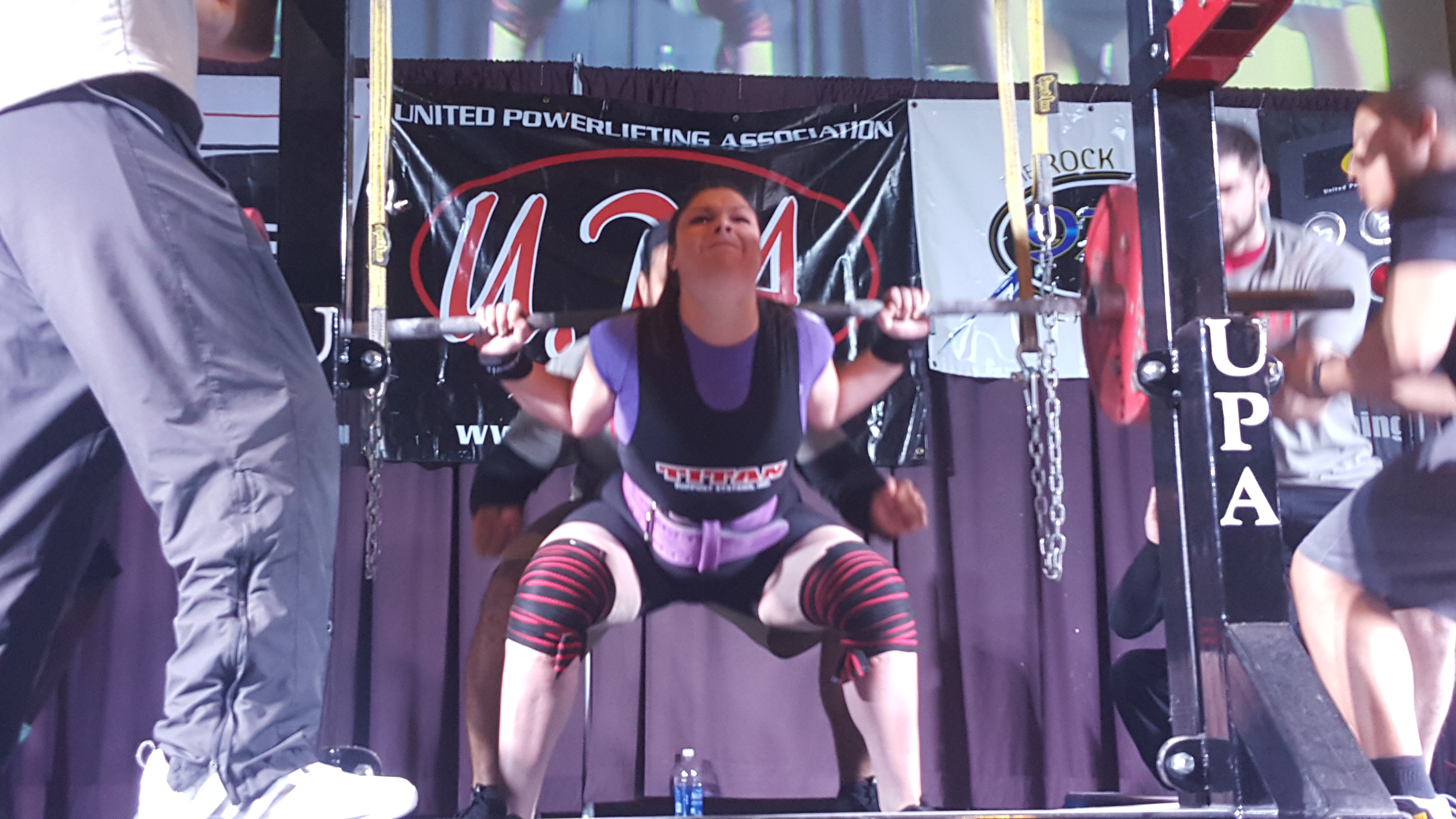 Kiersten Scurlock – 181 lb Class – 380 lbs.