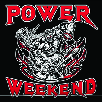 UPA Power Weekend – Full Power Squats (1 of 2) – 11-17-12