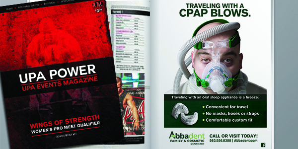 Advertise with UPA Power Magazine and UPAPower.com