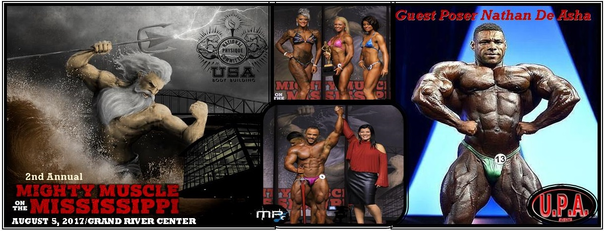 2017 NPC Mighty Muscle on the Mississippi – Sponsor Packages
