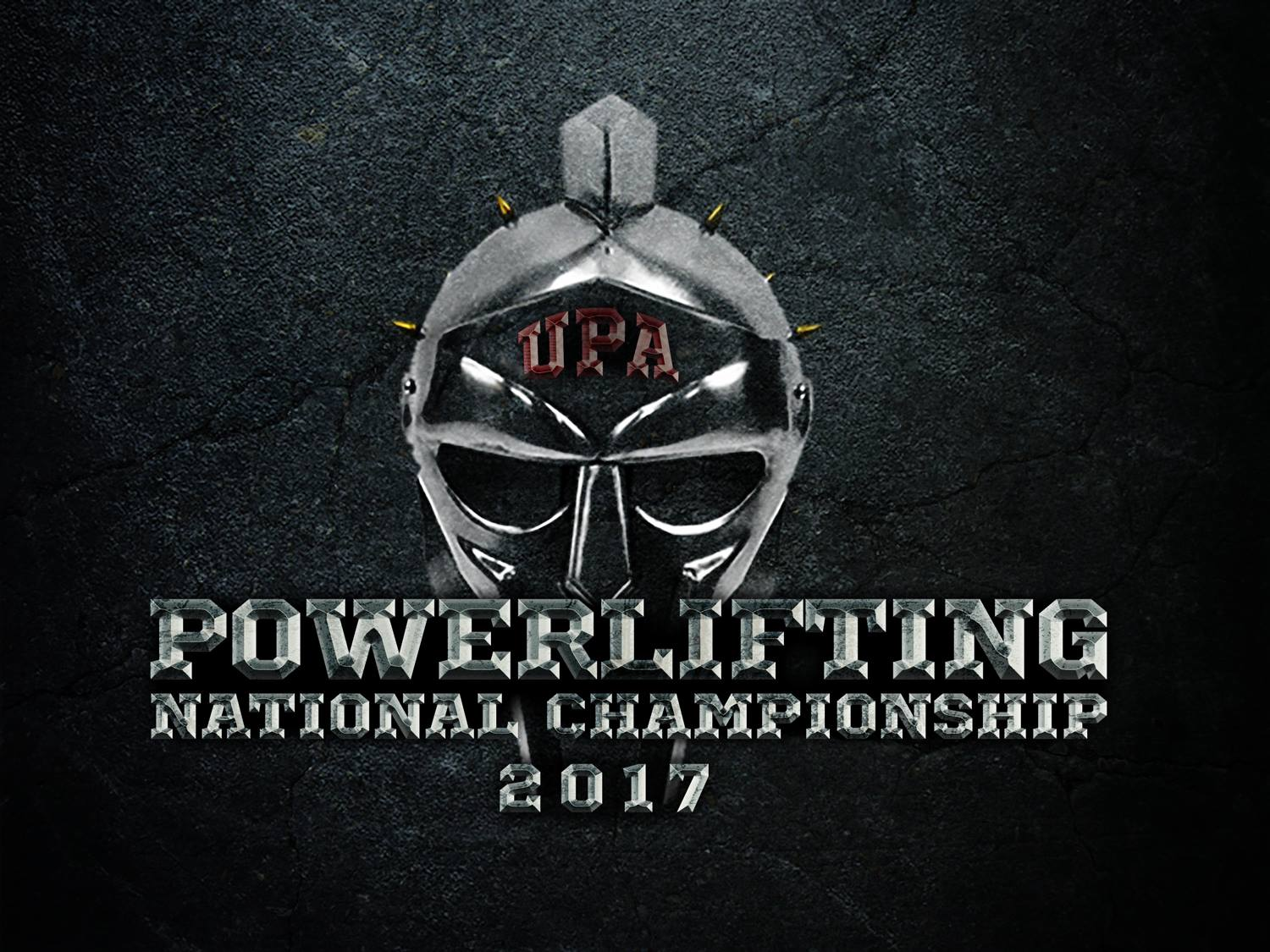 UPA Powerlifting & Bench Press National Championship Roster List…