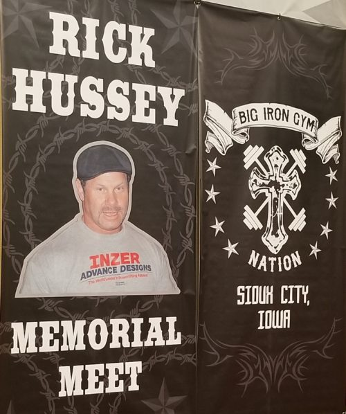 2/29 & 3/1 UPA Big Iron Rick Hussey Memorial Meet – South Sioux City, NE