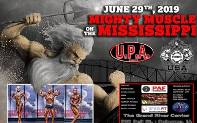 6/29/19 NPC Mighty Muscle on the Mississippi