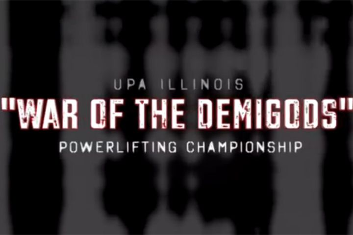 12/7/19 UPA War of the Demigods – Peoria, IL