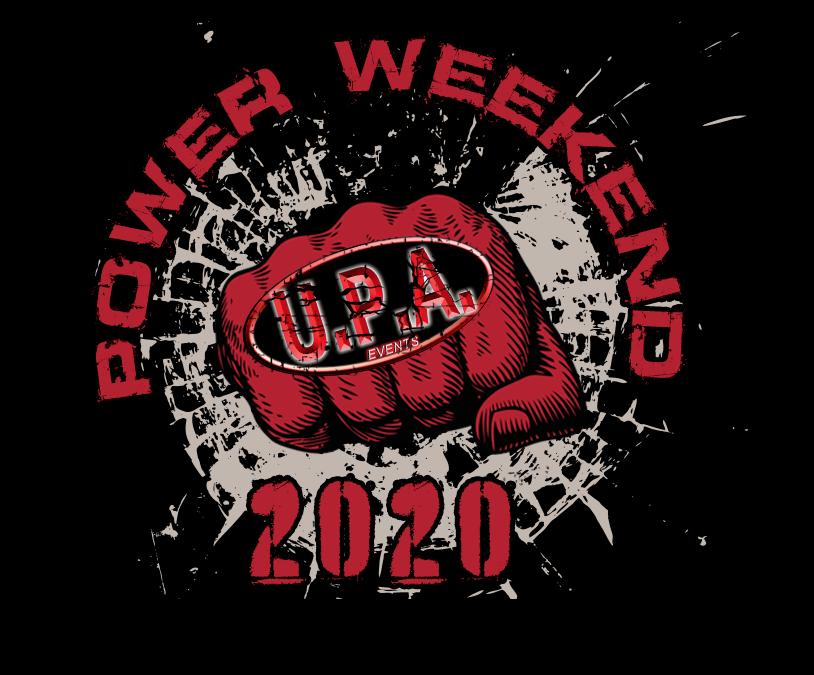 11/14 & 11/15 2020 UPA Power Weekend – Dubuque, IA