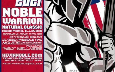 May 15, 2021 NPC Noble Warrior Natural Classic – Rockford, IL