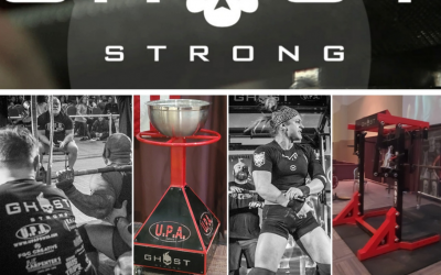 March 26 & 27, 2022 GHOST STRONG RAW PRO-AM  Dubuque, IA.